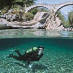 Immergersi in modo sicuro in fiumi e laghi