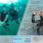 Subacquea e disabilità: nuovo progetto DAN, DDI Italy e Fondazione Decathlon