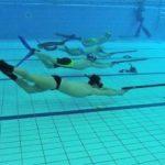 I campionati nazionali di tiro al bersaglio subacqueo a Dolianova
