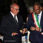 """Il premio """"Tridente d'Oro"""" all'Ammiraglio Andrea Mucedola"""