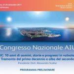 Ad Ancona dal 21 al 24 settembre si svolge il X Congresso Nazionale AIUC
