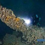 Scoperti nelle acque Riminesi i resti di un bombardiere B24 Liberator