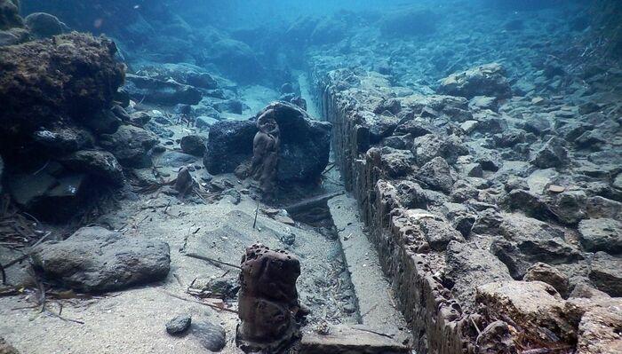 Ischia, i tesori Romani…