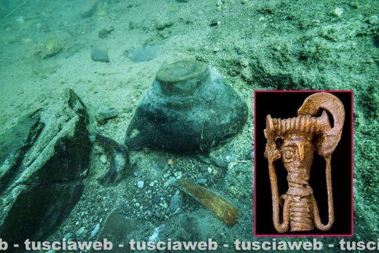 """Lago di Bolsena, archeo-sub a caccia di reperti e """"cavie"""" per il rischio iperbarico"""